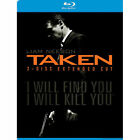 Taken (Blu-ray Disc, 2009, 2-Disc Set, Extended Cut; Includes Digital Copy)