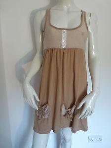 BLEND-SHE-STRIPEY-TOFFEE-SUMMER-SHORT-DRESS-21-99-BNWT-VARIOUS-SIZES