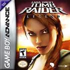 Tomb Raider: Legend (Nintendo Game Boy Advance, 2006)