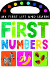 My First Lift and Learn: First Numbers by Little Tiger Press (Novelty book, 2013)