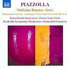 Astor Piazzolla - Piazzolla: Sinfonia Buenos Aires; Bandoneón Concerto; La Cuatro Estaciones Porteñas (2010)