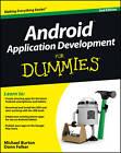 Android Application Development For Dummies by Donn Felker, Gerhard Franken, Michael J. Burton (Paperback, 2012)