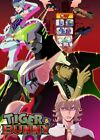 Tiger & Bunny : Part 1 (DVD, 2013, 2-Disc Set)