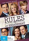 Rules Of Engagement : Season 4 (DVD, 2013)