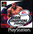 Box Champions 2000 (Sony PlayStation 1, 1999)