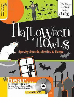 Halloween Howls: Spooky Sounds, Stories & Songs