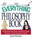 The Everything Philosophy Book by James Mannion (Paperback, 2002)