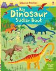 Big Dinosaur Sticker Book by Fiona Watt (Paperback, 2012)