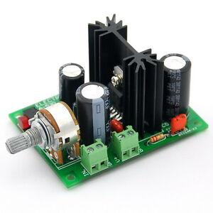 Mono 10W Audio Amplifier Module, Based on TDA2003 A. for Car Radio etc. C