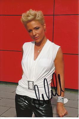 Michelle signiertes Autogramm + 10x15 Foto ( Schlager )
