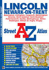 Lincoln Street Atlas by Geographers' A-Z Map Company (Paperback, 2012)
