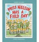 Miss Nelson Has a Field Day by Allard (Paperback, 1988)