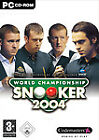 World Championship Snooker 2004 (PC, 2004, DVD-Box)