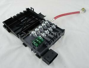 for 1999 2004 vw jetta golf mk4 black fuse box battery. Black Bedroom Furniture Sets. Home Design Ideas