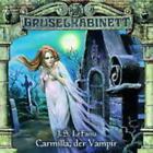 Carmilla der Vampir, 1 Audio-CD von LeFanus (2004)