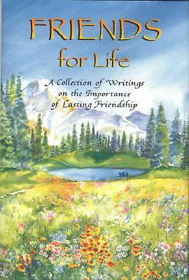 Friends for Life: A Collection of Poems (Friendship), , Good Condition, Book