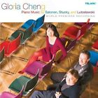 Piano Music of Salonen, Stucky & Lutoslawski (2008)