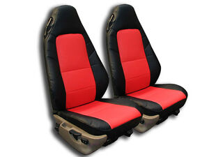 Bmw Z3 1996 2002 Black Red Iggee S Leather Custom Fit