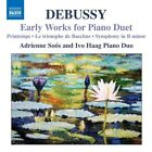 Claude Debussy - Debussy: Early Works for Piano Duet (2011)