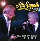 All Out of Love: Live [2 CD] by Air Supply (CD, Sep-2010, 2 Discs, Cleopatra)