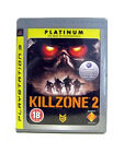 Killzone 2 -- Platinum Edition (Sony PlayStation 3, 2009) - European Version