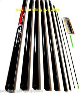 Shakespeare-Omni-8m-Take-Apart-Fishing-Pole-ELASTIC-FITTED-Pole-rig
