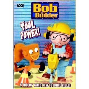 Bob The Builder Tool Power Dvd Ebay