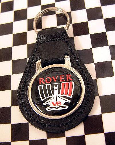 Rover V8 Keyring SD1 P6 P5B