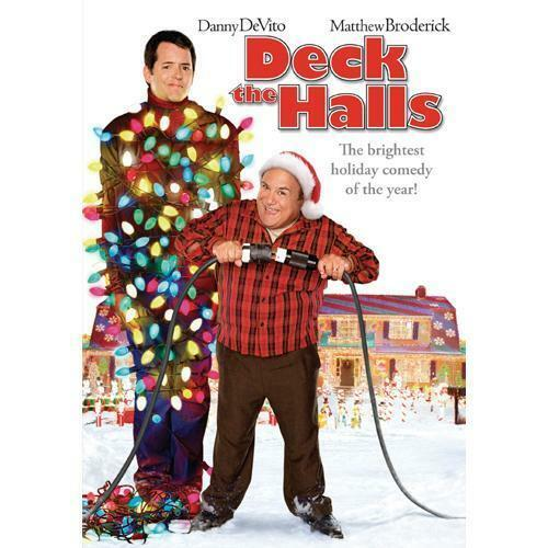 Deck the Halls (DVD, 2007, Dual Side)