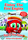 Finley The Fire Engine Vol.2 - Fun In The Snow (DVD, 2010)