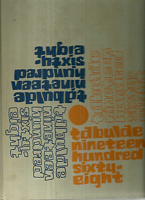 Lyons Township High School LaGrange Illinois 1968 Yearbook Western Springs IL