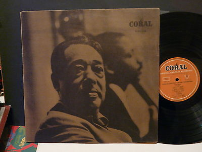 DUKE ELLINGON AND HIS ORCHESTRA The creeper ... CORAL 97015 LPCM