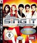 Disney Sing It: Pop Hits (Sony PlayStation 3, 2009)