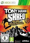 Tony Hawk: SHRED (Microsoft Xbox 360, 2010, DVD-Box)