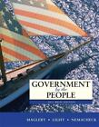 Government by the People 2011 by Christine L. Nemacheck, Paul Charles Light and David B. Magleby (2010, Paperback, Brief Edition)