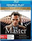 The Master (Blu-ray, 2013, 2-Disc Set)