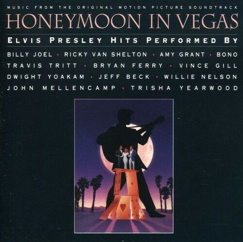 CD Honeymoon in Vegas - Original Soundtrack 1992 Epic Disc Only No Artwork