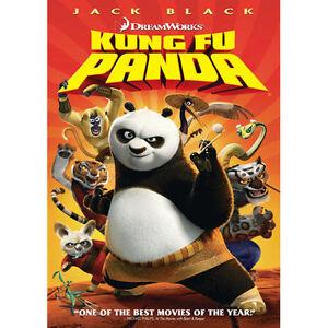 Kung Fu Panda Dvd 2008 Full Frame 97361392646 Ebay