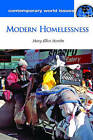 Modern Homelessness: A Reference Handbook by Mary Ellen Hombs (Hardback, 2011)