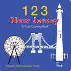 123 New Jersey: A Cool Counting Book by Puck (Board book, 2013)