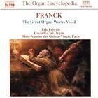Cesar Franck - Franck: Great Organ Works, Vol. 2 (2001)