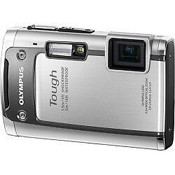 Olympus-Tough-TG-610-14MP-Waterproof-Shockproof-Freezeproof-Digital-Camera-Sil