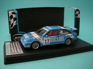 FORD-SIERRA-COSWORTH-SANTANA-RALLY-CORTE-INGLES-88-1-43-NEW-TROFEU-PITES-PM-R004