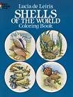 Shells of the World Colouring Book by Lucia De Leiris (Paperback, 1983)
