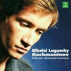 Sergey Rachmaninov - Nicolai Lugansky: Rachmaninov (2001)