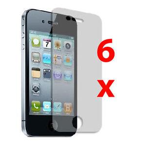 6-iPhone-4-4G-4S-Anti-Glare-Matte-Screen-Protector-Cover-Shield