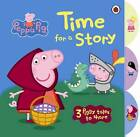 Peppa Pig: Time for a Story with Peppa Pig Tabbed Board Book by Penguin Books Ltd (Board book, 2011)