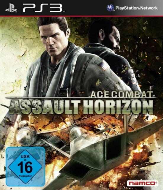 Ace Combat: Assault Horizon (Sony PlayStation 3, 2012)