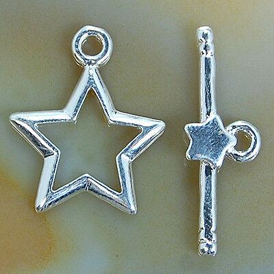 Silver,RoseGolden,Bronze,Toggle Clasp Pick