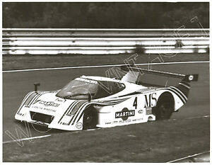 1983 PRESS PHOTO ORIGINAL FOTO LANCIA LC2 GRUPPO C - 24 ORE DI LE MANS 1983 - Italia - 1983 PRESS PHOTO ORIGINAL FOTO LANCIA LC2 GRUPPO C - 24 ORE DI LE MANS 1983 - Italia